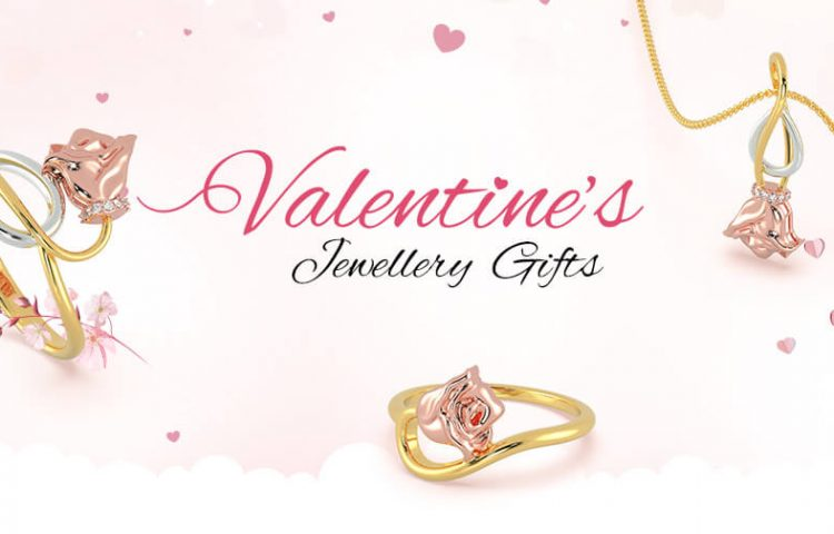 Valentine's Day Jewellery Gift